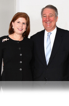 Howard and Abby Milstein - about the foundation