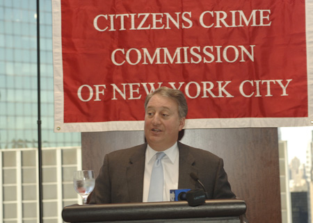 Addressing Major Crime and National Security Issues
