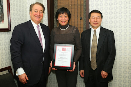 Milstein Medical Asian American Partnership Foundation Welcomes Its First Fellow in Dermatology, Dr. Meng Pan