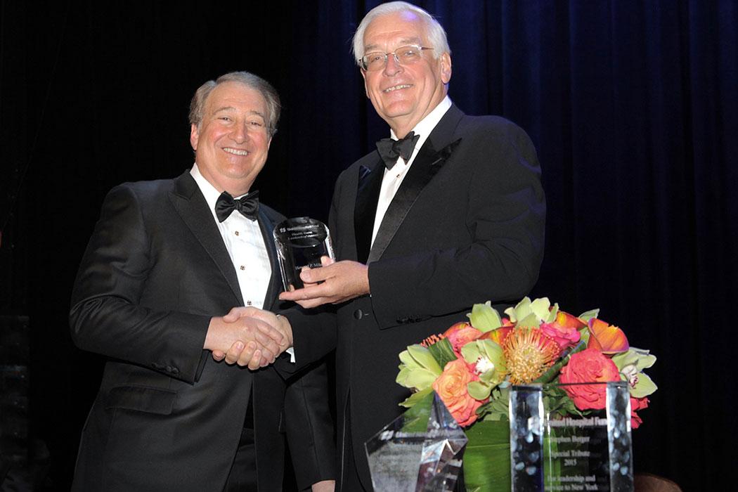 United Hospital Fund's Health Care Leadership Award