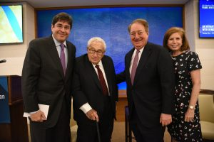 An Intimate Conversation with Henry Kissinger