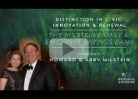 9/11 Memorial & Museum Tribute to Honorees