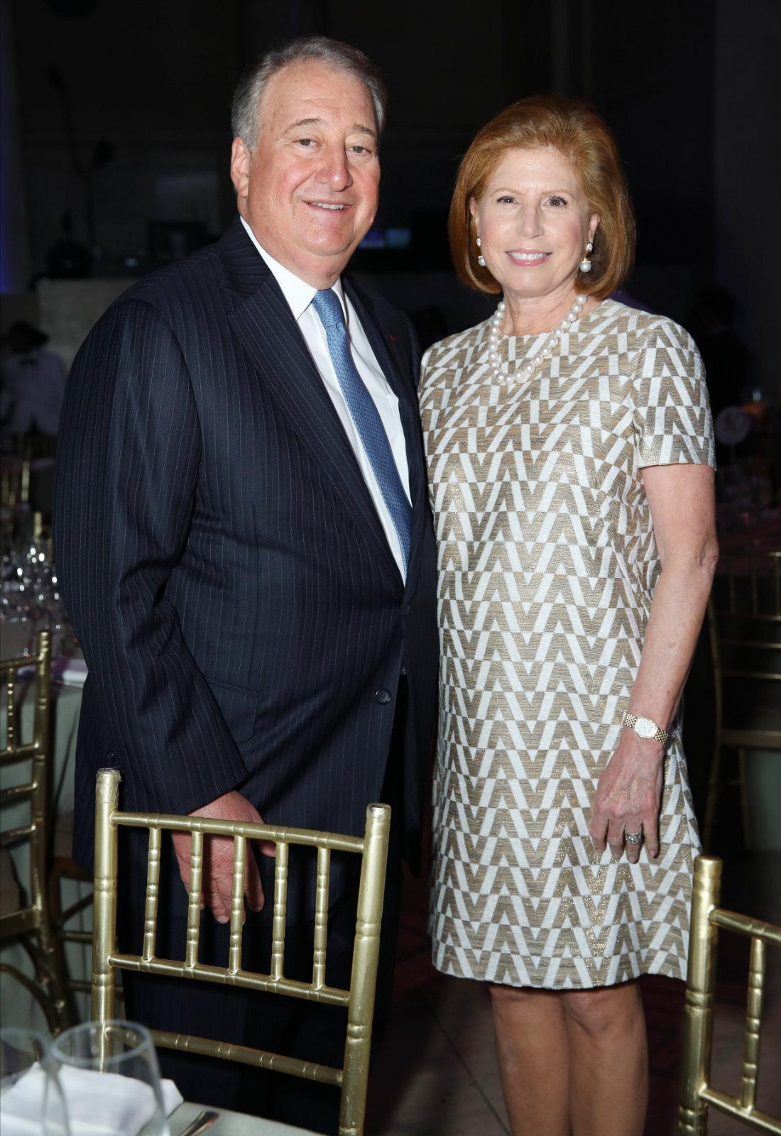 Howard and Abby Milstein
